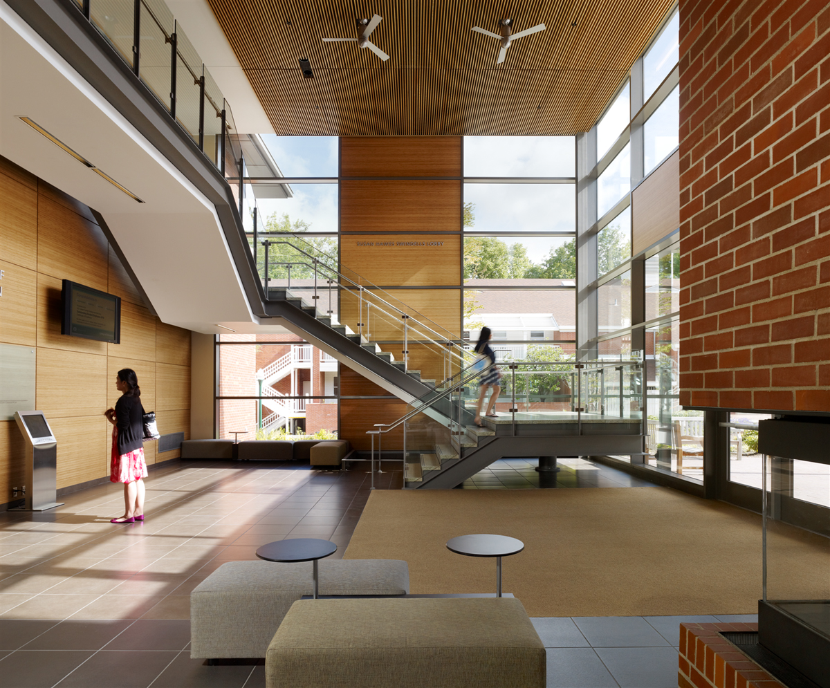 University Of Oregon College Of Education Complex Czopek Design Studio Interior Design And