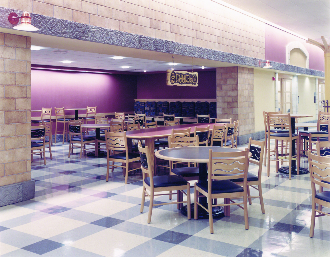 Oregon State University Mcnary Dining Hall Czopek Design