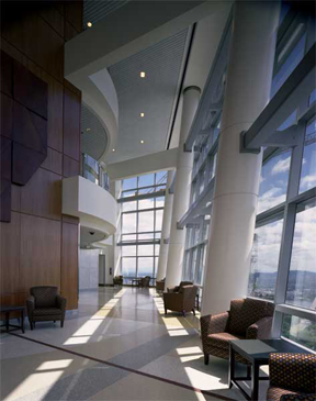 Ohsu Peter O Kohler Pavilion Czopek Design Studio Interior Design And Space Planning