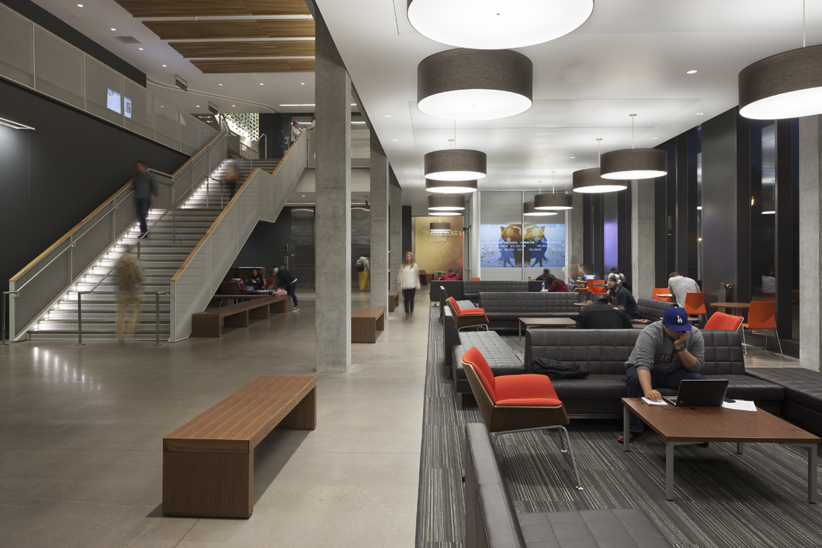 Oregon State University Austin Hall Czopek Design Studio Architectural Interiors And