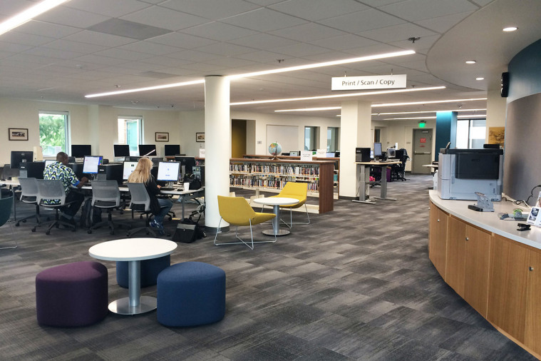 Portland Community College Cascade Campus Library