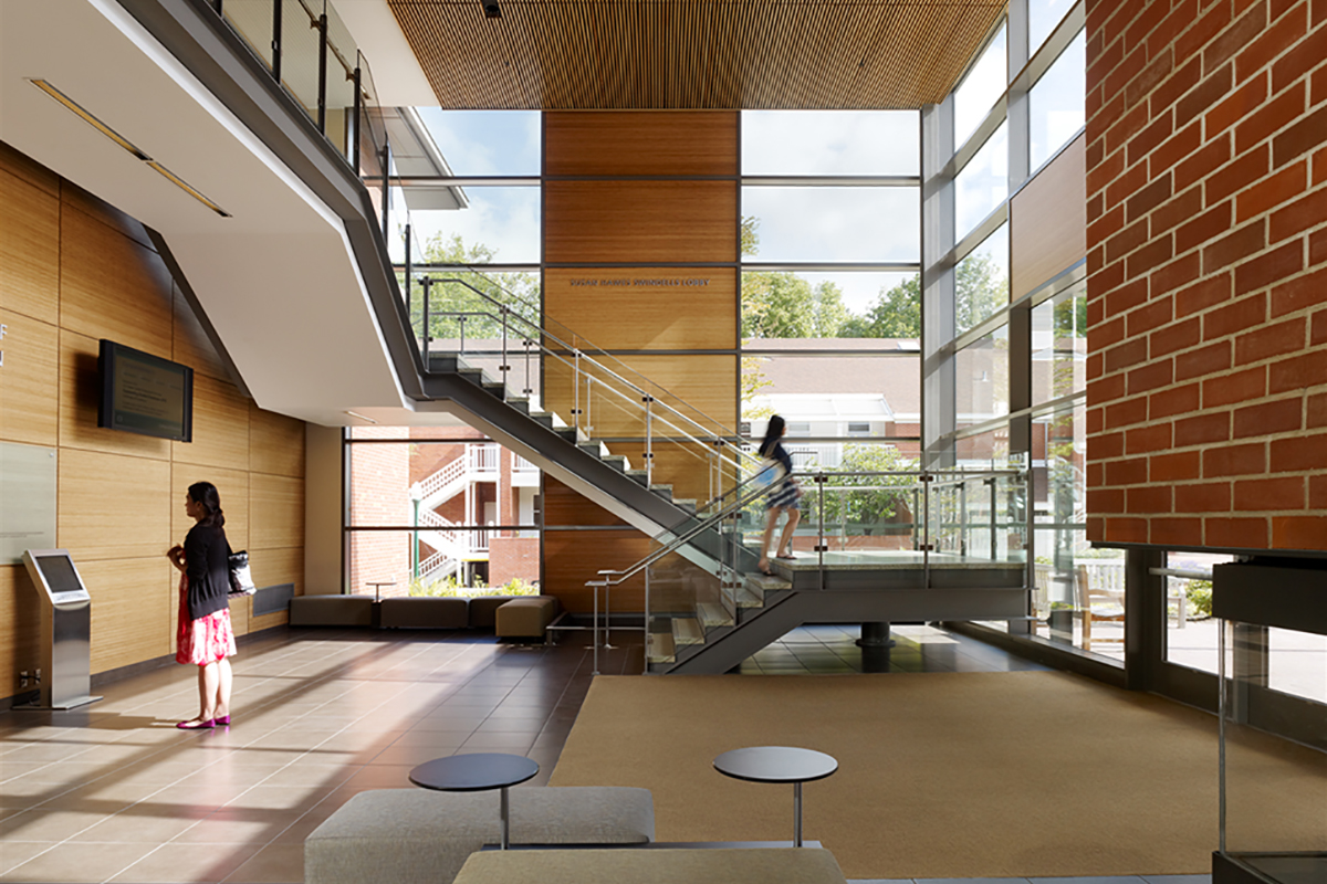 University Of Oregon Hedco Complex Czopek Design Studio Architectural Interiors And Planning